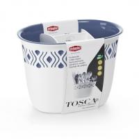 Сушилка для столовых приборов Tosca синяя