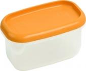Емкость для морозилки ЛЮКС прям. низкая 0,60 л 5530