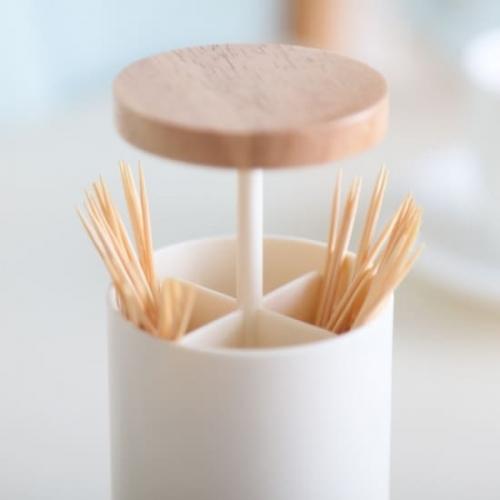 Контейнер для ватных палочек, зубочисток