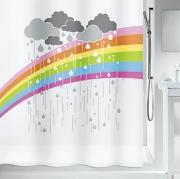 Шторка для ванной текстильная Spirella ARC EN CIEL