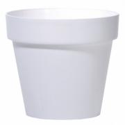 Горшок для цветов CUBE 250мм Белый 75952-449