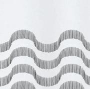 Шторка для ванной текстильная Spirella VAGUES
