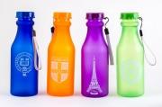 Бутылка для воды матовая