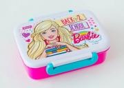 """Контейнер для еды """"Barbie"""" с разделителем"""
