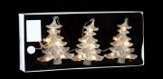Набор декоративных украшений Три маленькие елки 98646