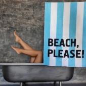 Полотенце Beach 150х70 см