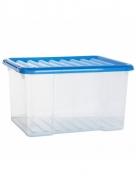Ящик для хранения К-Box 48л с крышкой