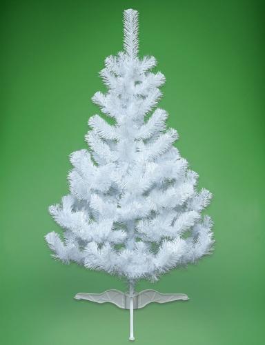 Искусственная елка E-elka Новогодняя Белая