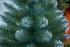 Искусственная елка E-elka Европейская Белые Кончики
