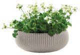 Горшок для цветов 54 см Cozies L, беж