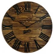 Настенные Часы Деревянные Glozis Kansas Mokko