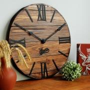 Настенные Часы Деревянные Glozis Nevada Mokko