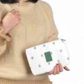 Органайзер для косметики и мелочей Travel Bag Кактус