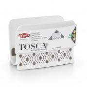 Салфетница Tosca коричневая