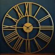 Настенные Часы Большие Glozis Cambridge Bronze
