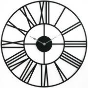 Настенные Часы Большие Glozis Cambridge Black
