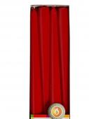 Конусная свеча 245/24 4шт Красная 350941