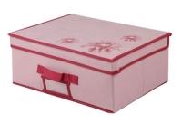 """Короб для хранения """"Хризантема"""", 40x30x16 см"""