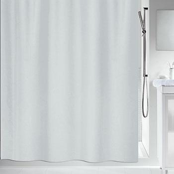 Шторка для ванной текстильная Spirella Maya