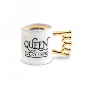Чашка настоящей Queen
