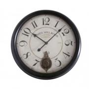 Часы настенные круглые с маятником