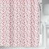 Шторка для ванной текстильная Spirella MILLE FLEURS
