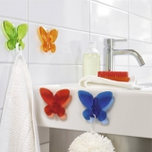 Декор крючок для ванной Spirella MARIPOSA