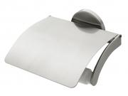 Держатель туалетной бумаги с крышкой Bisk Grenada