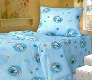 Детский комплект постельного белья «Пуговка»