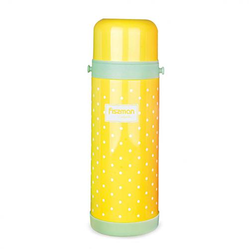 Детский термос 1000 мл желтый