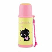 Детский термос 480 мл черный Cat