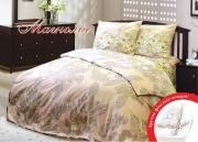 Двуспальный комплект постельного белья Бязь «Магнолия»