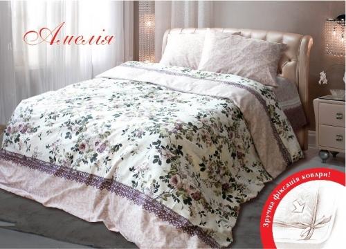 Двуспальный комплект постельного белья Бязь «Амелия»