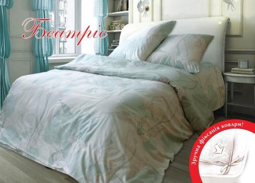 Двуспальный комплект постельного белья Бязь «Беатрис»