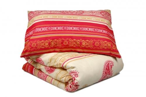 Двуспальный комплект постельного белья эконом «Орнамент»