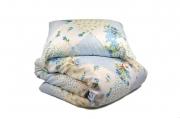 Двуспальный комплект постельного белья эконом Печворк