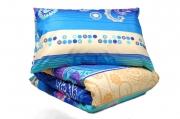 Двуспальный комплект постельного белья эконом «Посейдон»
