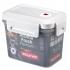 Емкость для СВЧ и морозилки высокая AROMA FRESH PREMIUM 1л