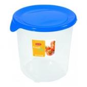 Емкость для морозилки круглая  FRESH & GO 1л 0564