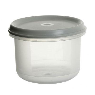 """Емкость для морозилки круглая """"MARGERIT"""" 0,25л"""