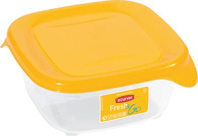 Емкость для морозилки квадр. FRESH & GO 0,25л