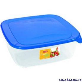 Емкость для морозилки квадр. FRESH & GO 2,9л
