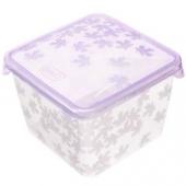 Емкость для морозилки квадр. 0,75л RUKKOLA 1121