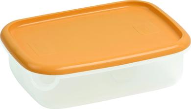 Емкость для морозилки ЛЮКС прям. низкая 1,50 л