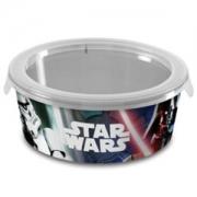 Емкость для СВЧ круглая 1,2л Star Wars