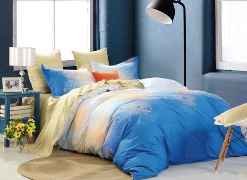 Евро комплект постельного белья «НЕРЕІДА»
