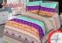 Евро комплект постельного белья Бязь премиум «Индиана»