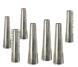 Формочки для выпечки трубочек ( 1комплект - 10шт)
