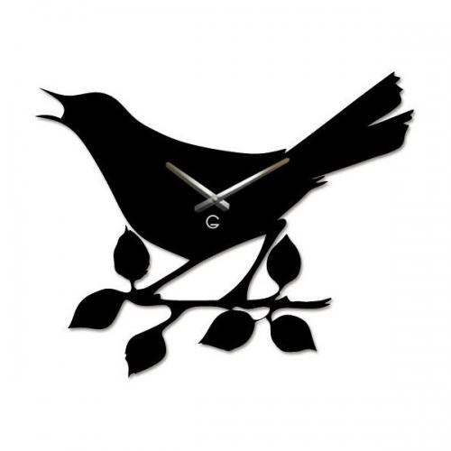 Настенные Часы Glozis Bird