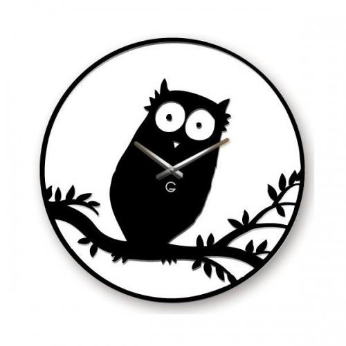 Настенные Часы Glozis Owl